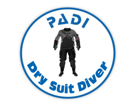 PADI Speciality Course – Dry Suit Diver