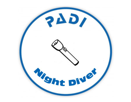 PADI Speciality Course – Night Diver
